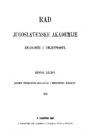 Knj. 16(1887) : RAD