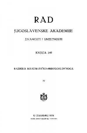 Knj. 77(1934) : RAD