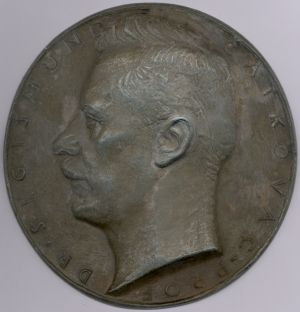 Dr. Sigismund Čajkovac, prof.