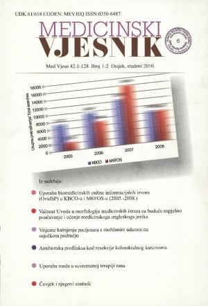 Sv. 42, br. 1-2(2010) : Medicinski vjesnik