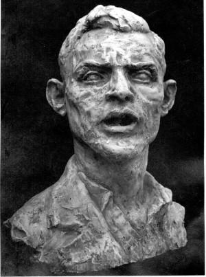 Bakić, Vojin(1915-1992): Portret Marka Oreškovića ]