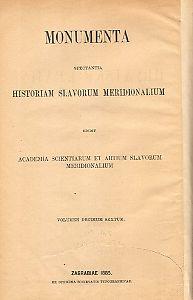 Knj. 2 : Od godine 1610 do 1693 : Monumenta spectantia historiam Slavorum meridionalium
