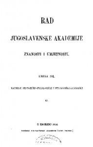 Knj. 85(1914) : RAD