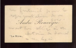 Andre Rouveyre