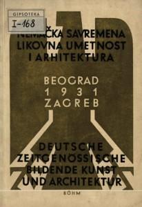 Nemačka savremena likovna umetnost i arhitektura