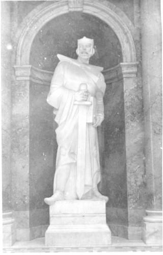 Radauš, Vanja (1906-1975) : Kralj Tomislav, parlament u Beogradu