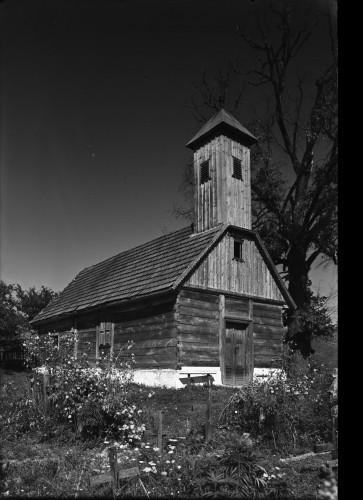 Kapela Bezgrešnog začeća Blažene Djevice Marije (Donja Budičina) : izvana [Griesbach, Đuro  ]
