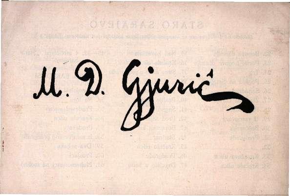M.D.Gjurić