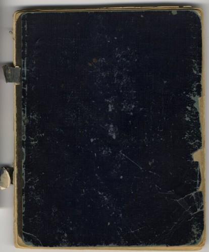 Bilježnica II. [1898. Que j'aime les gens] Misli i utisci