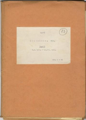 Bilježnica XIII.