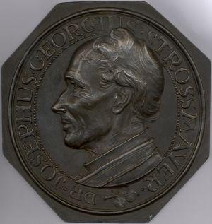 Dr. Josephus Georgius Strossmayer