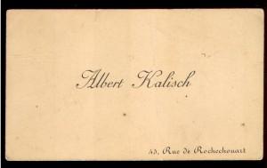 Albert Kalisch
