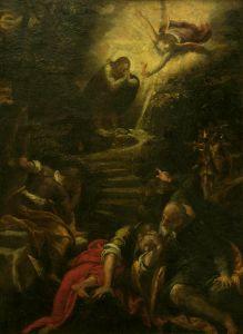 Krist u Getsemanskom vrtu