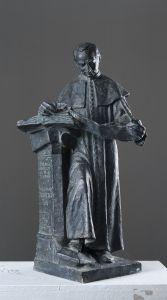 Skica za spomenik dr. Franji Račkom
