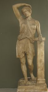 Amazonka pripisuje se Polikletu ili Kresilasu