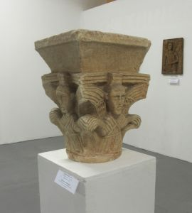 Romanički kapitel s anđelima Nepoznat
