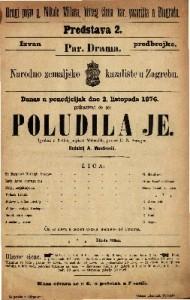 Poludila je igrokaz u 3 čina / napisao Mélesville