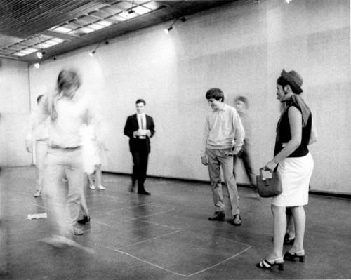 Izložba žena i muškaraca, Galerija Studentskog centra, 26. lipnja 1969 [Dabac, Petar (1942-6-19)]