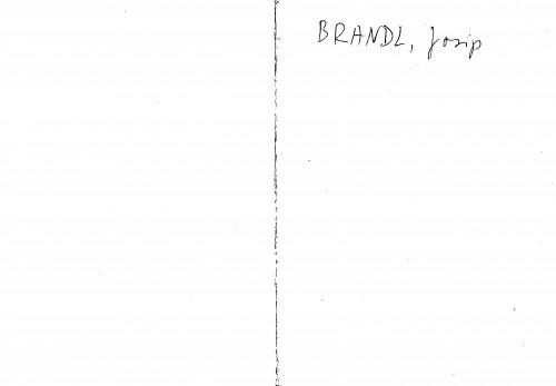Brandl Josip