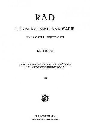 Knj. 114(1936) : RAD
