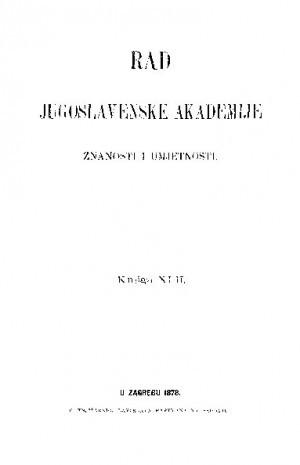 Knj. 42(1878) : RAD