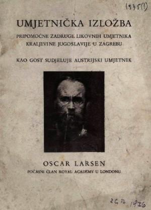 Umjetnička izložba Pripomoćne zadruge likovnih umjetnika Kraljevine Jugoslavije u Zagrebu