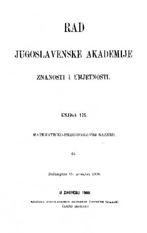 Knj. 44(1908) : RAD