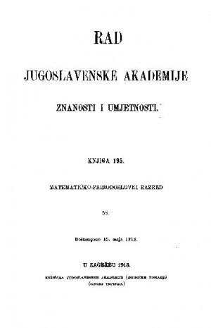 Knj. 53(1913) : RAD