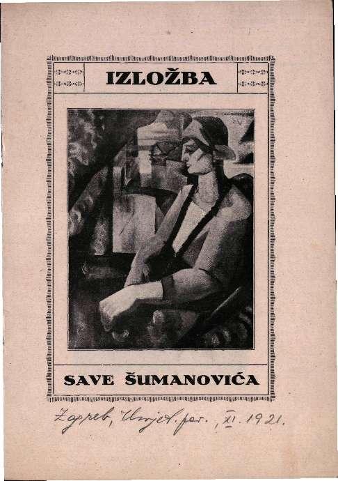 Izložba Save Šumanovića