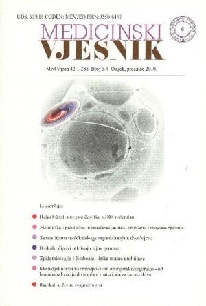 42, br. 3-4(2010) : Medicinski vjesnik