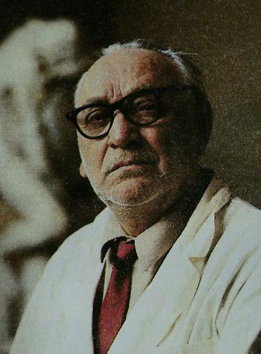 Augustinčić, Antun (1900-1979)