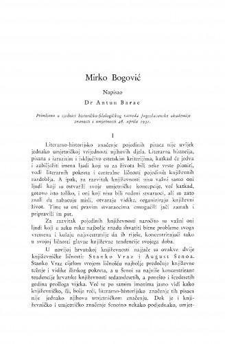 Mirko Bogović