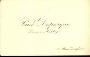 Paul Dupargue
