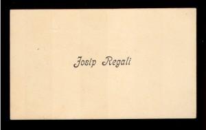 Josip Regali