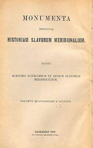 Knj. 5 : Od godine 1609. do 1630. S dodatkom od god. 1570. do god. 1628. : Monumenta spectantia historiam Slavorum meridionalium
