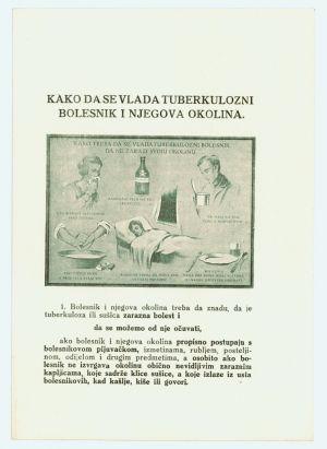Kako da se vlada tuberkulozni bolesnik i njegova okolina