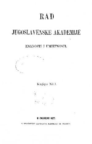 Knj. 41(1877) : RAD