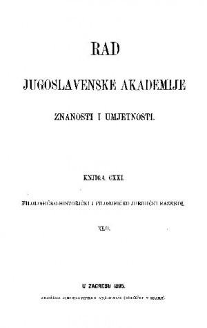 Knj. 42(1895) : RAD