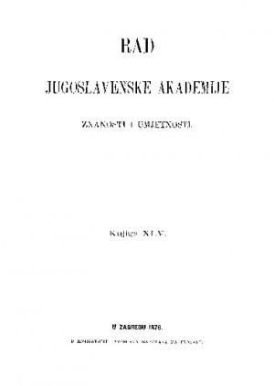 Knj. 45(1878) : RAD
