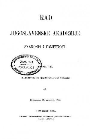 Knj. 52(1912) : RAD