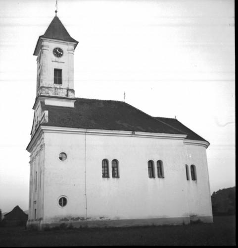 Crkva Svetog Ilije Proroka (Maja, Glina) : izvana [Griesbach, Đuro  ]