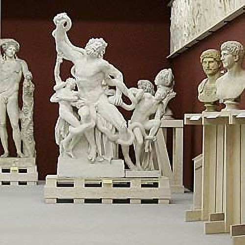 Zbirka sadrenih odljeva antičkog kiparstva