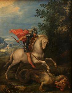 Sveti Juraj ubija zmaja