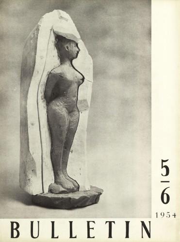 God. 2(1954), Br. 5-6 : Bulletin Instituta za likovne umjetnosti Jugoslavenske akademije znanosti i umjetnosti