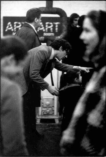 Izložba Bucan-Art, Galerija Studentskog centra, 9.- 24. veljače 1973