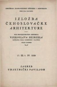 Izložba čehoslovačke arhitekture
