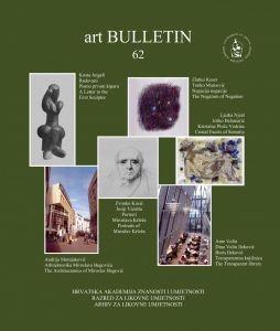 62 (2012) : Art Bulletin
