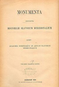 Acta coniurationem Petri a Zrinio et Francisci de Francapan nec non Francisci Nadasdy illustrantia (1663-1671) : Monumenta spectantia historiam Slavorum meridionalium