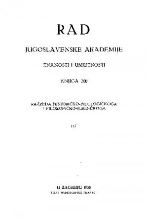 Knj. 117(1938) : RAD