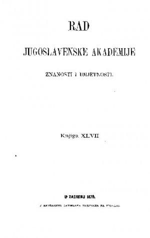 Knj. 47(1879) : RAD